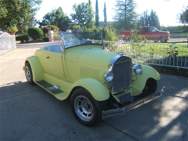1929 Ford Roadster | 879393