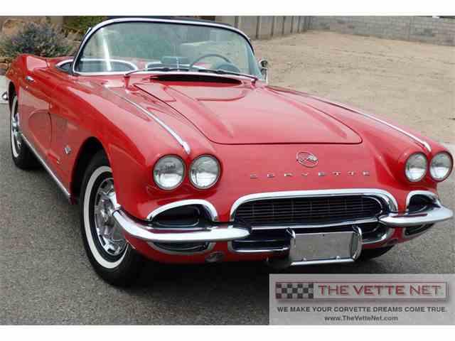 1962 Chevrolet Corvette | 879398