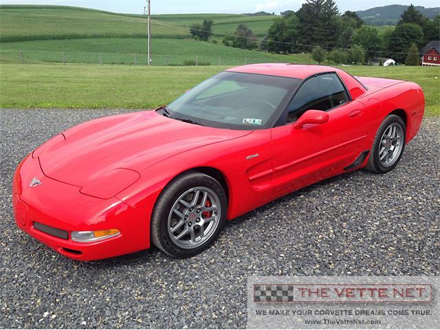 2003 Chevrolet Corvette | 879399