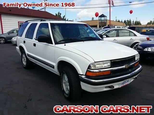 2000 Chevrolet Blazer | 870940