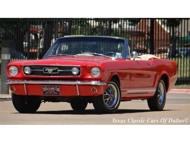 1966 Ford Mustang | 879401