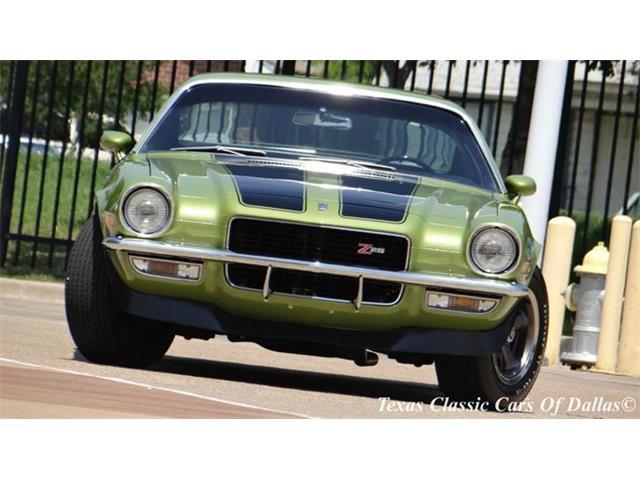 1970 Chevrolet Camaro | 879402