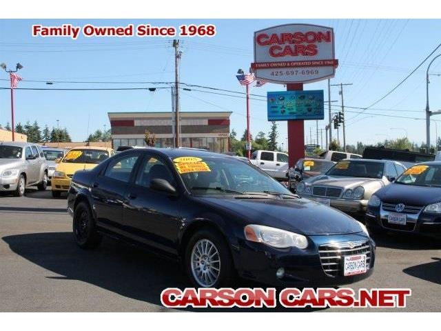 2005 Chrysler Sebring | 879409
