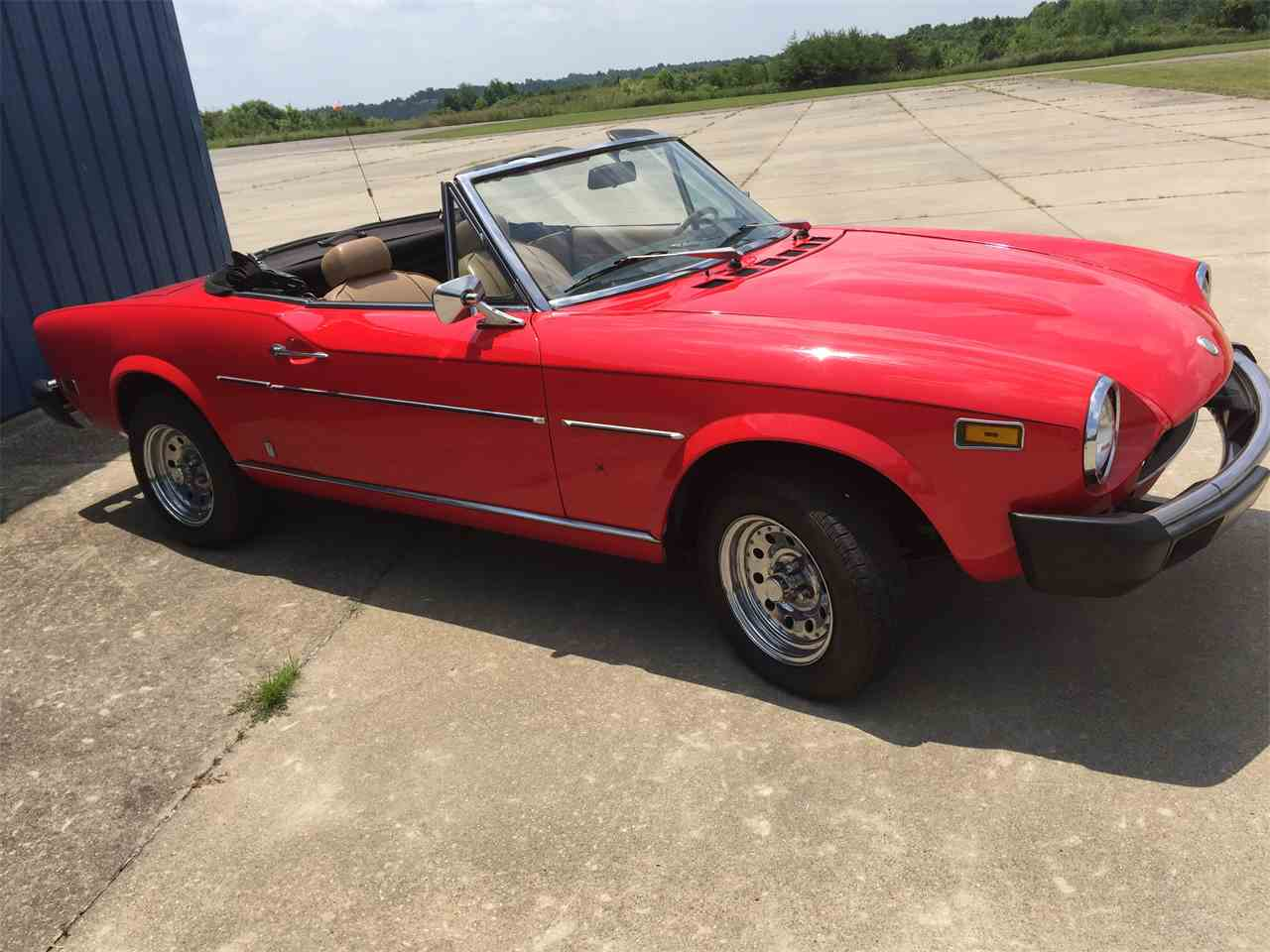 1977 Fiat Spider for Sale ClassicCars