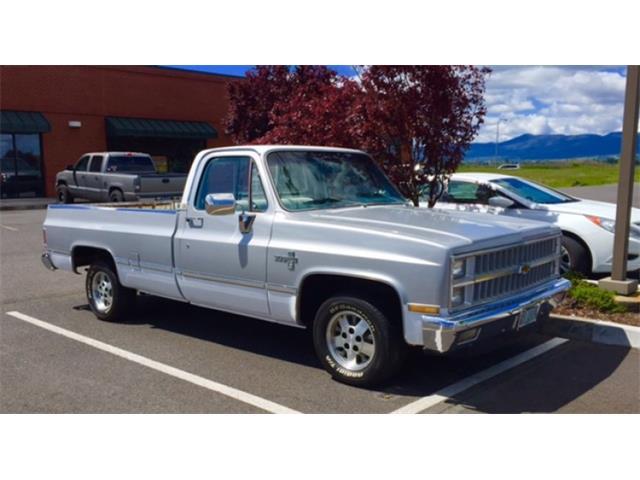1982 Chevrolet Silverado | 879432