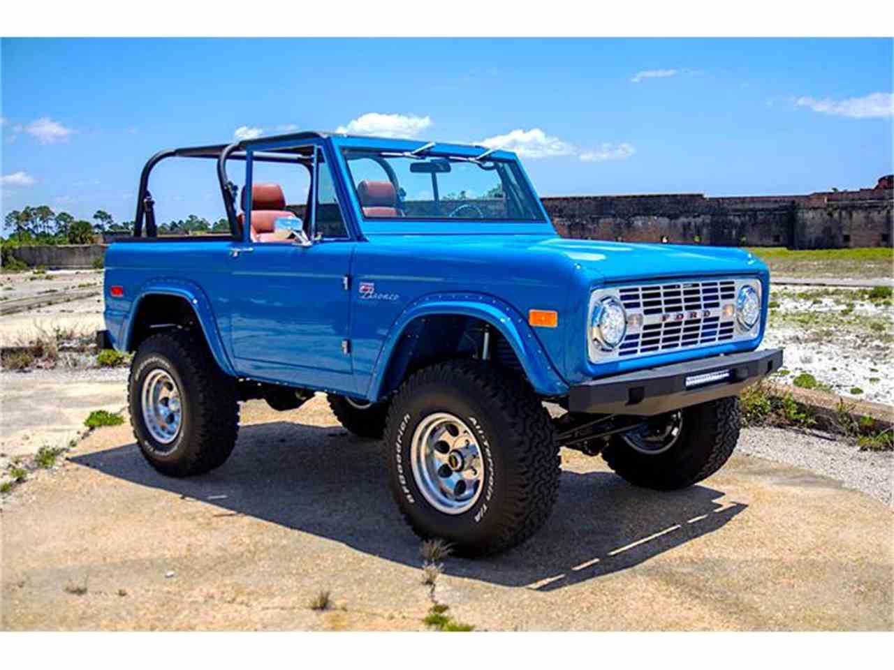 1976 ford bronco for sale cc 879437. Black Bedroom Furniture Sets. Home Design Ideas