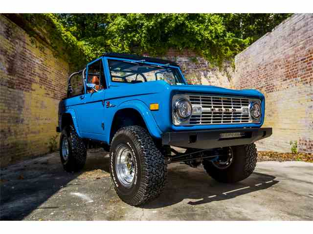 1976 Ford Bronco | 879437