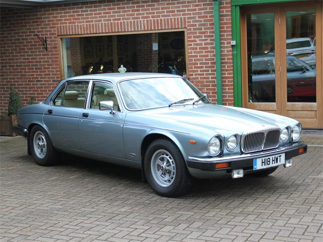 1991 Daimler Double Six | 879456