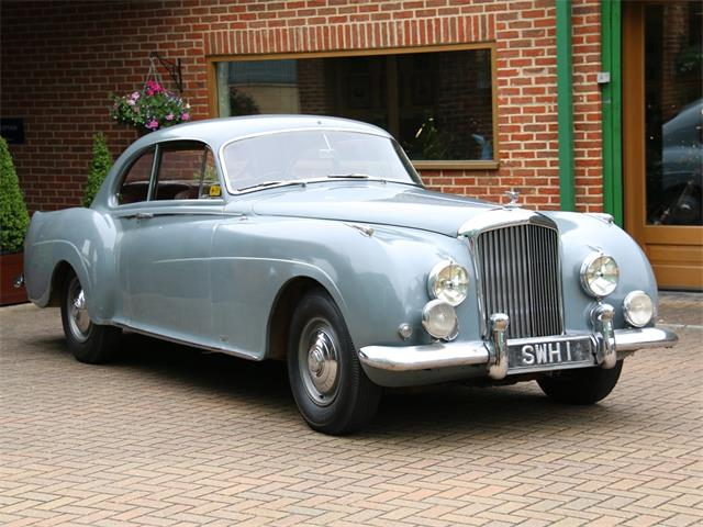 1954 Bentley R type Continental Special Factory Order | 879458