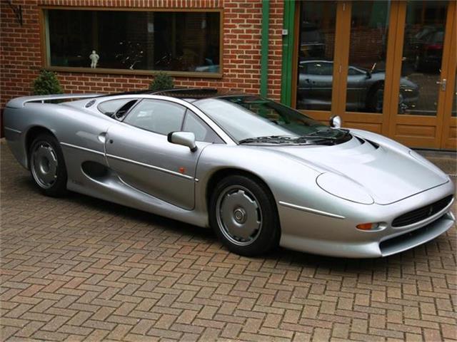 1993 Jaguar XJ | 879463