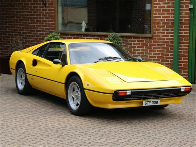 1976 Ferrari 308 GTB Vetroresina | 879466