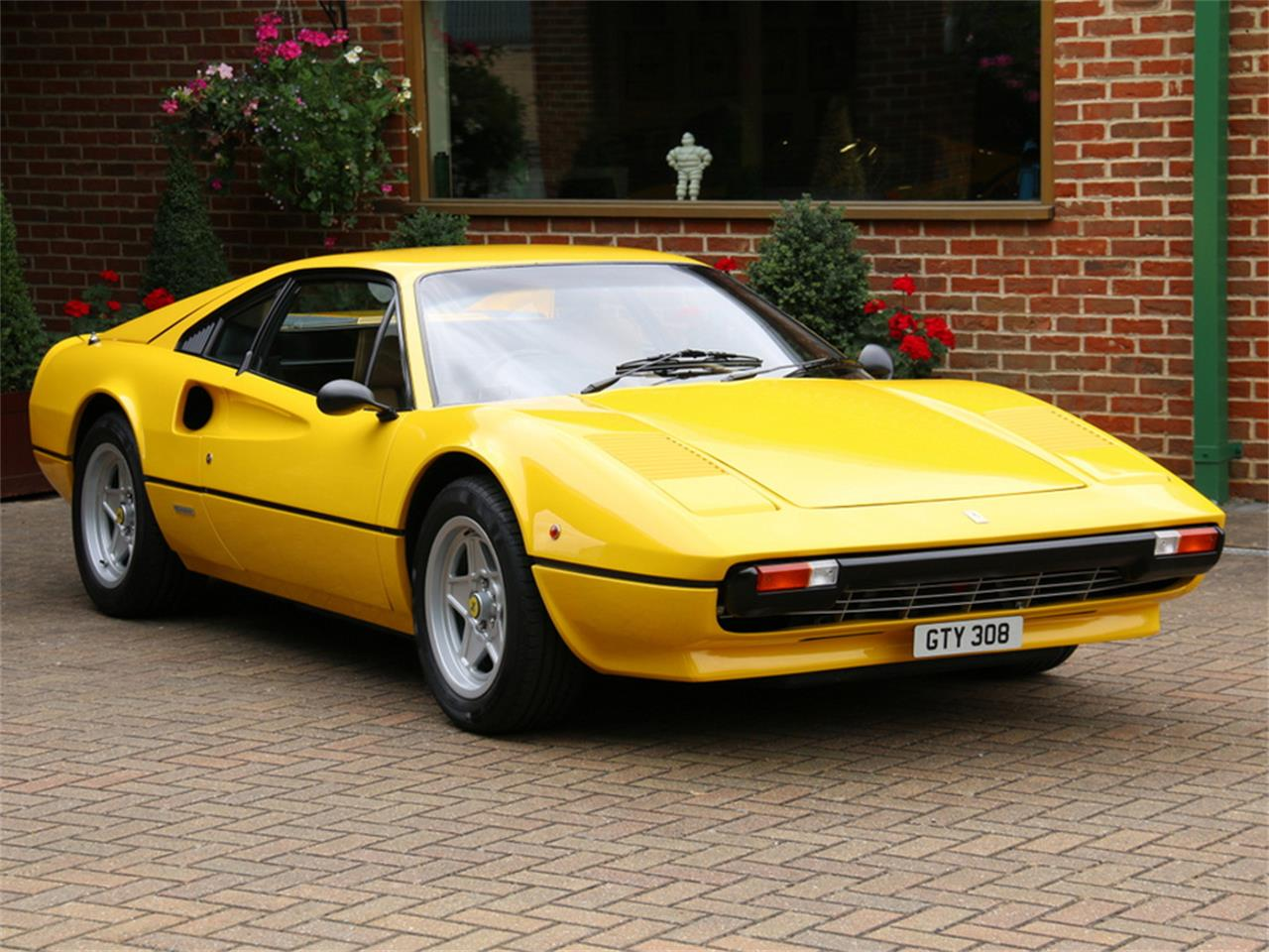 1976 ferrari 308 gtb vetroresina for sale cc 879466. Black Bedroom Furniture Sets. Home Design Ideas