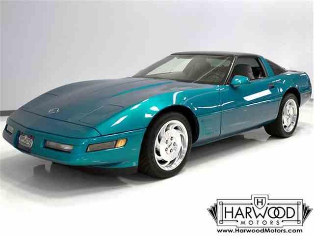 1996 Chevrolet Corvette | 879472