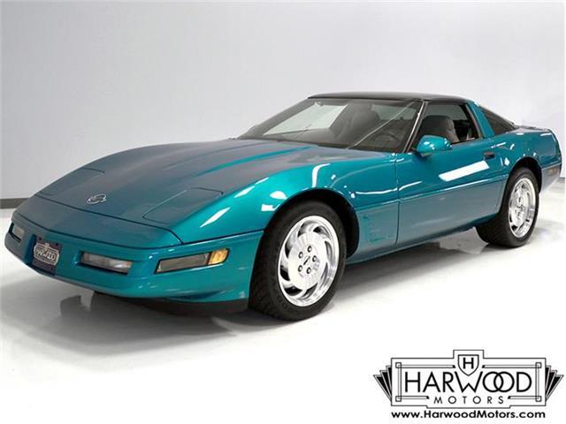 1996 Chevrolet Corvette   879472