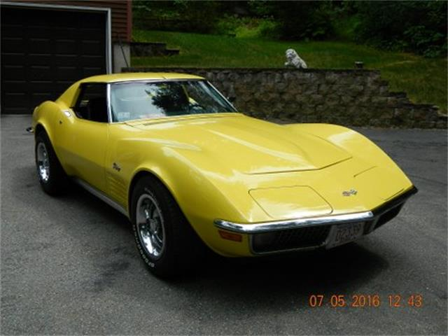 1970 Chevrolet Corvette Stingray | 879485