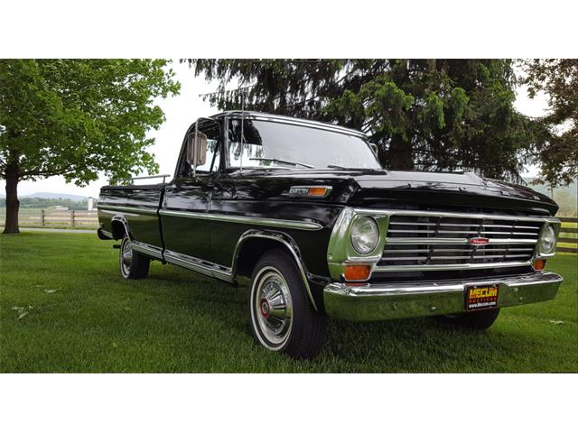 1968 Ford F100 | 879486