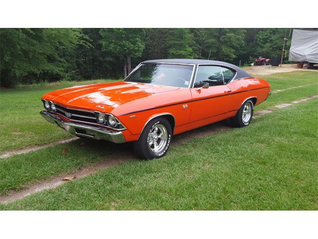 1969 Chevrolet Chevelle SS | 879496