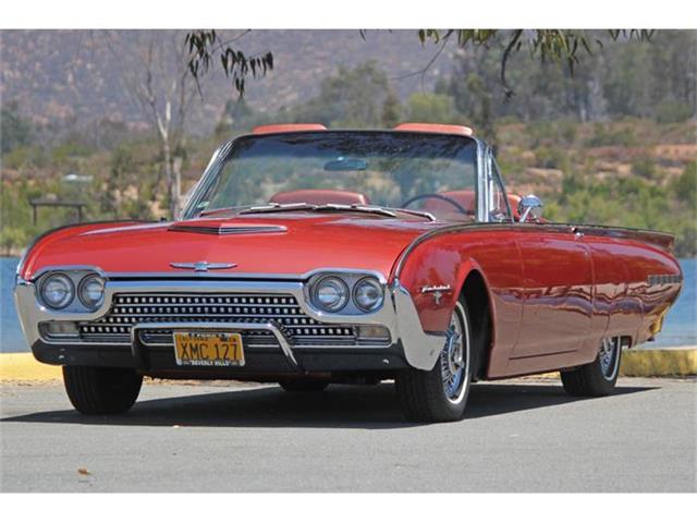 1962 Ford Thunderbird | 879505