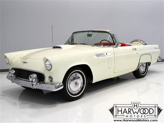 1956 ford thunderbird for sale on 55 available page 2. Black Bedroom Furniture Sets. Home Design Ideas