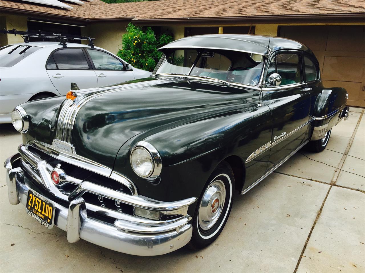 1951 Pontiac Streamliner For Sale Classiccars Com Cc