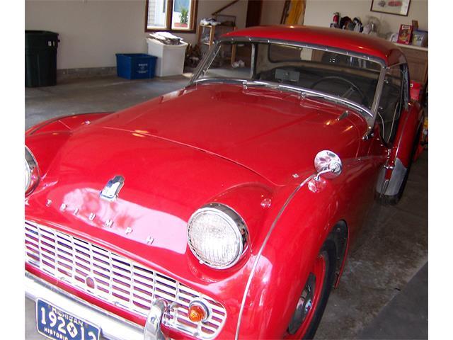 1962 Triumph TR3 | 879518