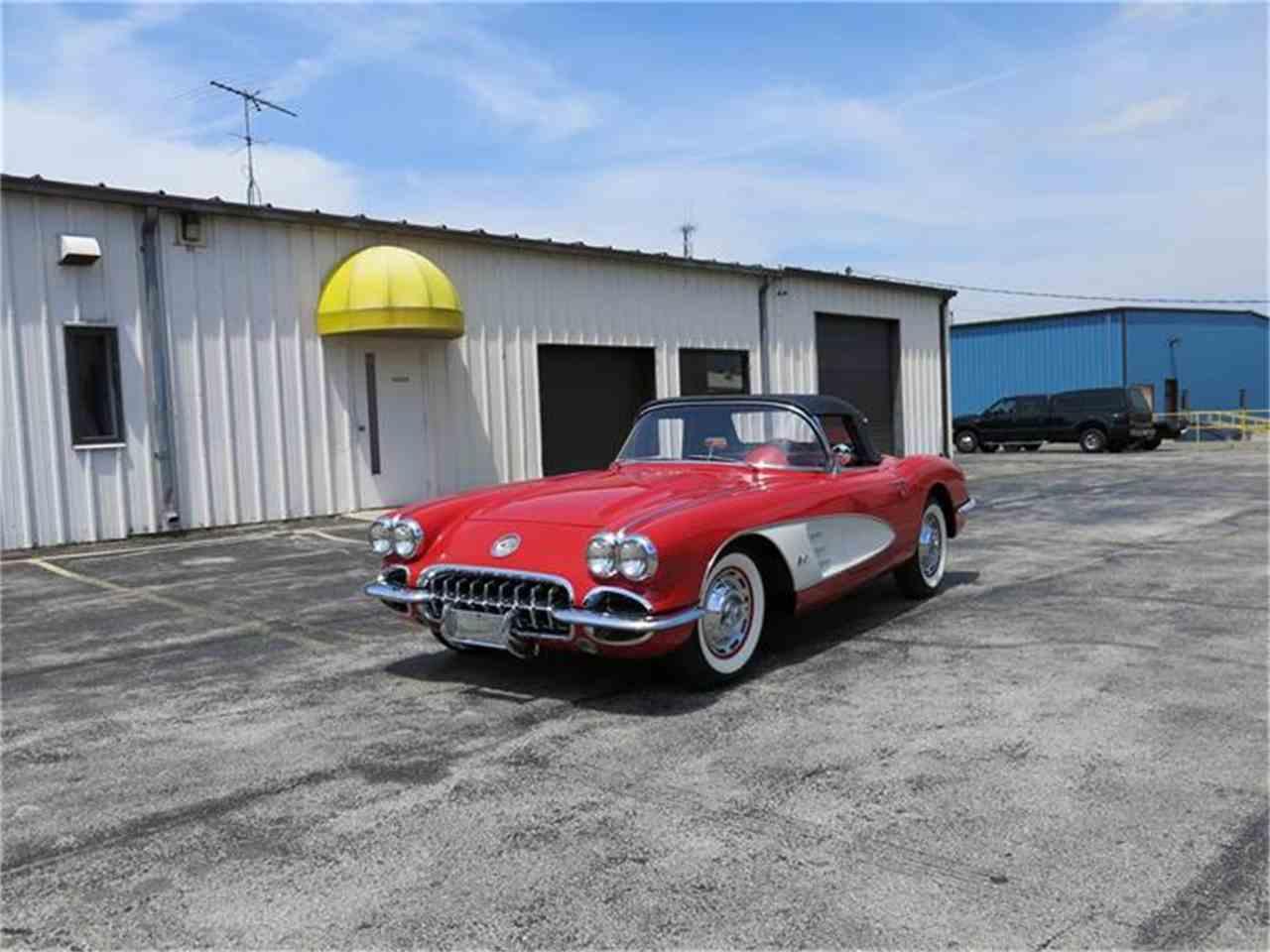1957 chevrolet corvette for sale on classiccars com 31 - 1960 Chevrolet Corvette 879519