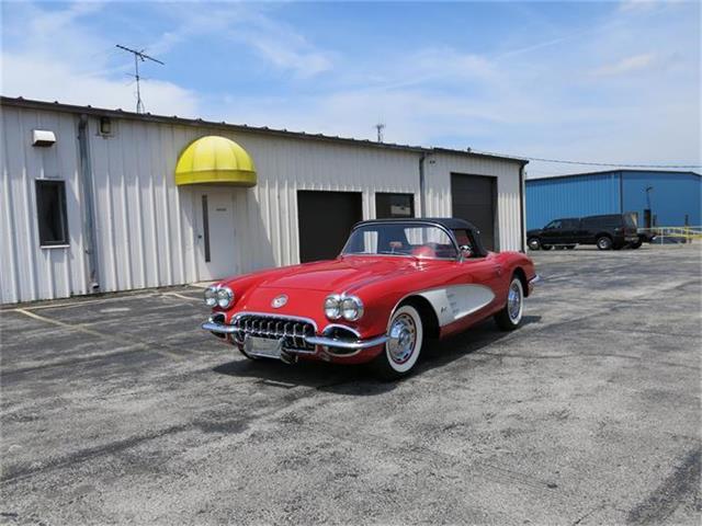 1960 Chevrolet Corvette | 879519