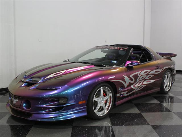 2000 Pontiac Firebird Trans Am | 879523