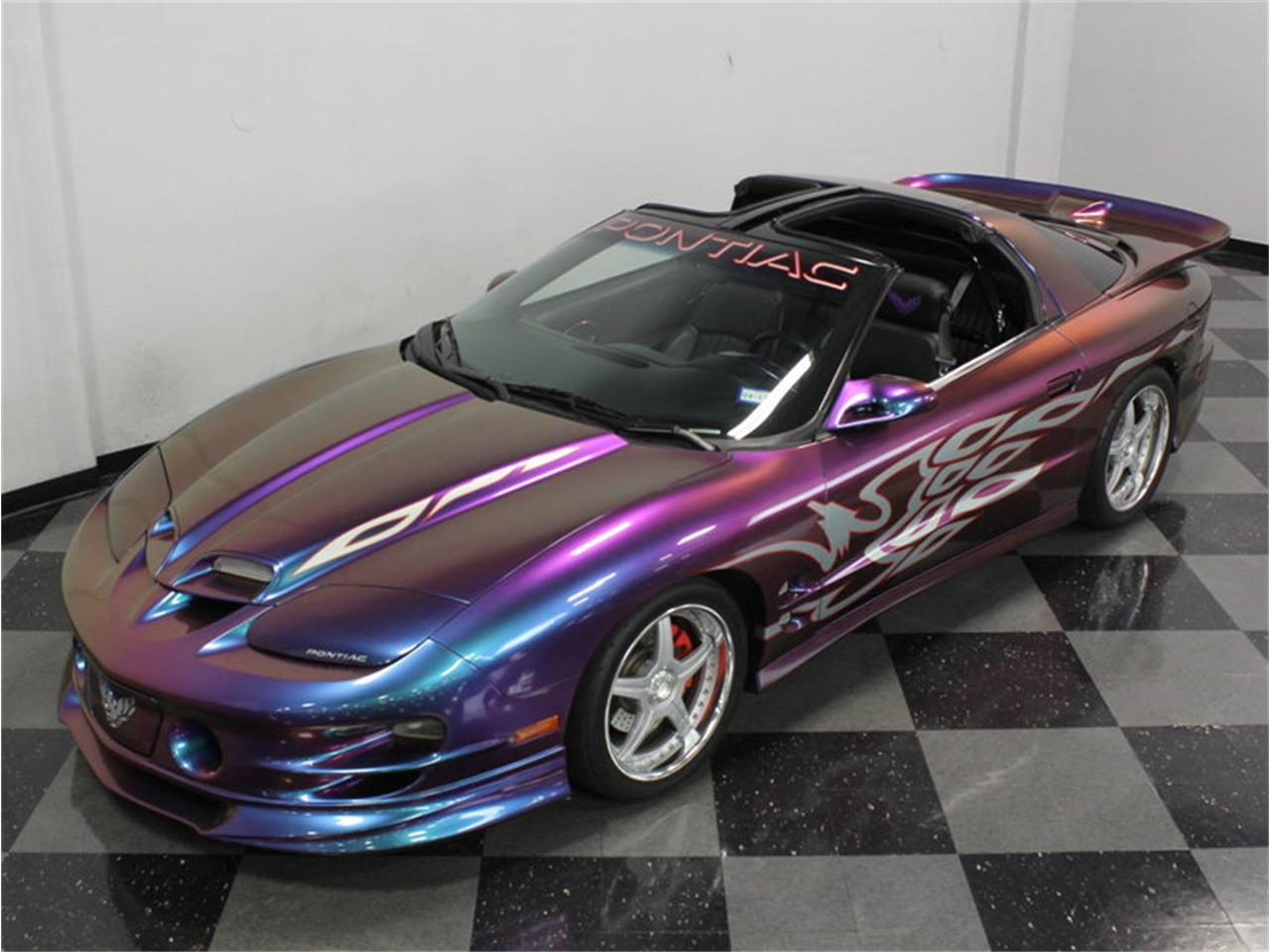 2000 pontiac firebird trans am ws6 for sale cc 879523. Black Bedroom Furniture Sets. Home Design Ideas