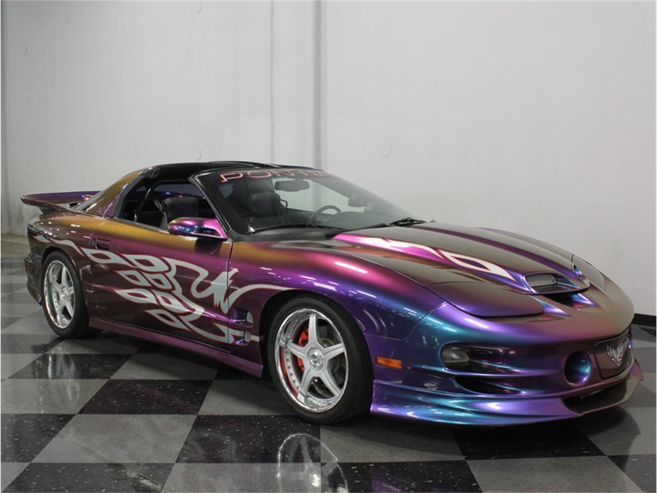 2000 Pontiac Firebird Trans Am Ws6 For Sale