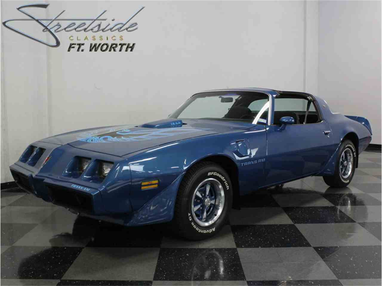 1979 pontiac firebird trans am for sale cc 879530. Black Bedroom Furniture Sets. Home Design Ideas