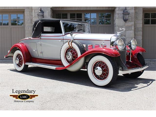 1931 Cadillac 355A Convertible Coupe | 879540