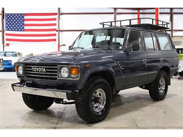 1985 Toyota Land Cruiser FJ | 879546