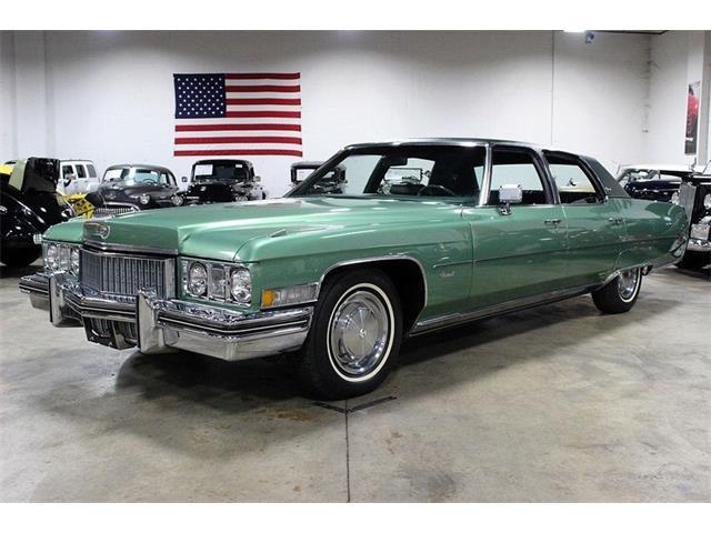 1973 Cadillac Brougham | 879549