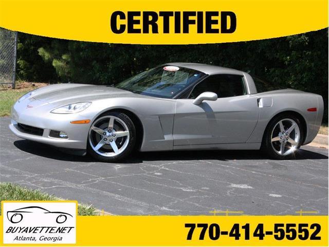 2006 Chevrolet Corvette | 879558