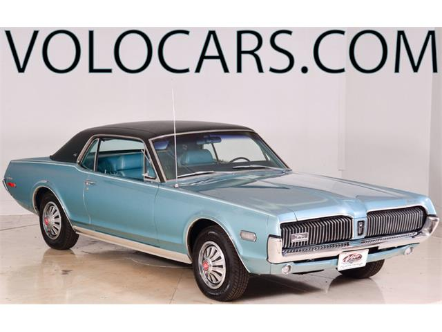 1968 Mercury Cougar XR7 | 879559