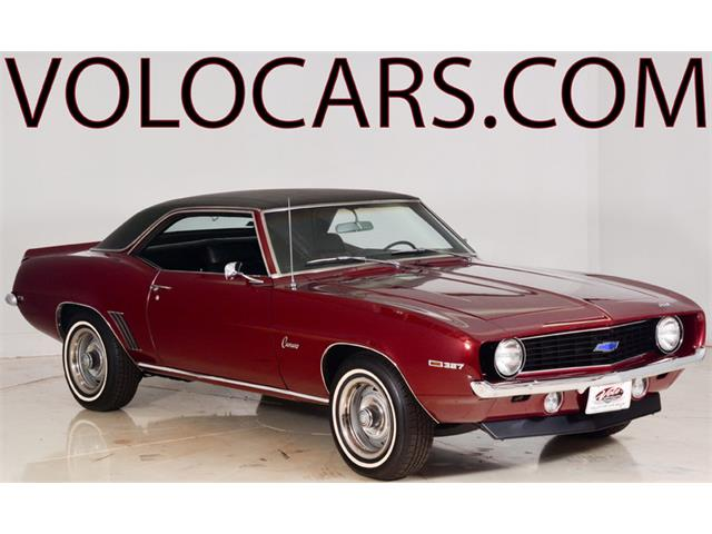 1969 Chevrolet Camaro | 879561