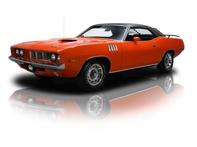 1971 Plymouth Cuda | 879578