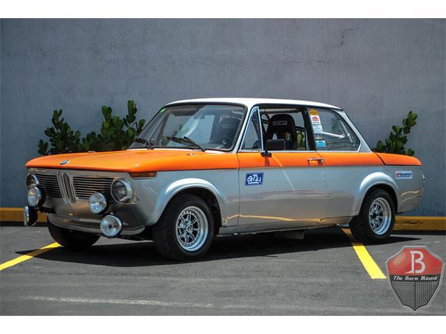 1972 BMW 2002TII Rally Spec   879584