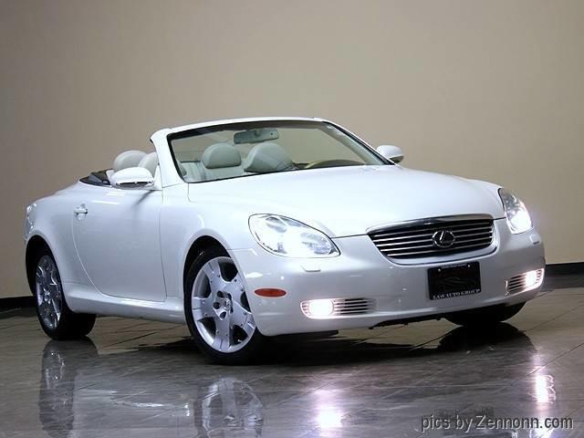 2005 Lexus SC400 | 879652