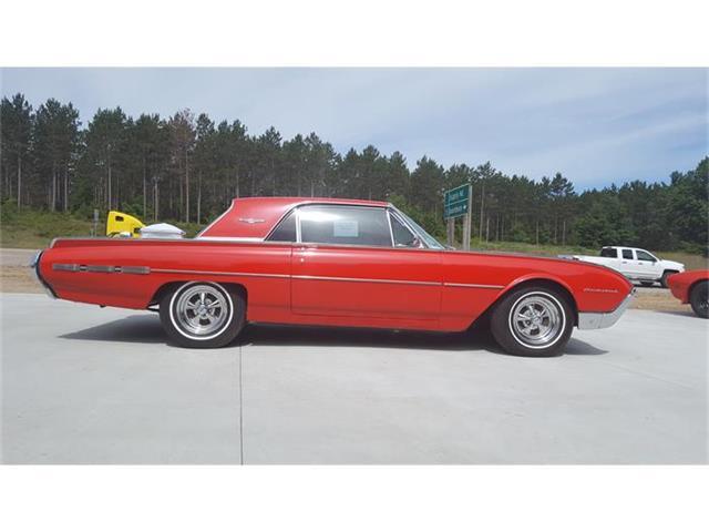 1962 Ford Thunderbird | 879654