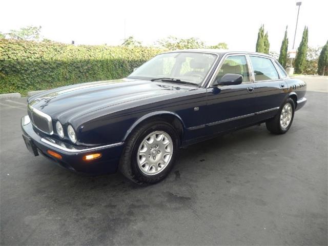 2001 Jaguar XJ | 879679