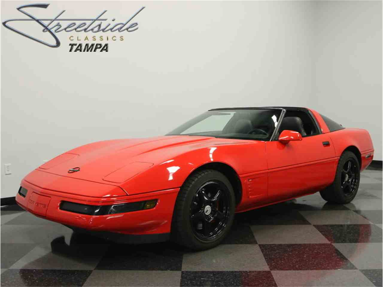 Large Picture of '95 Corvette - IURO