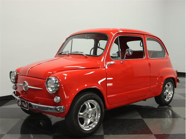 classic fiat 600 for sale on 7 available. Black Bedroom Furniture Sets. Home Design Ideas