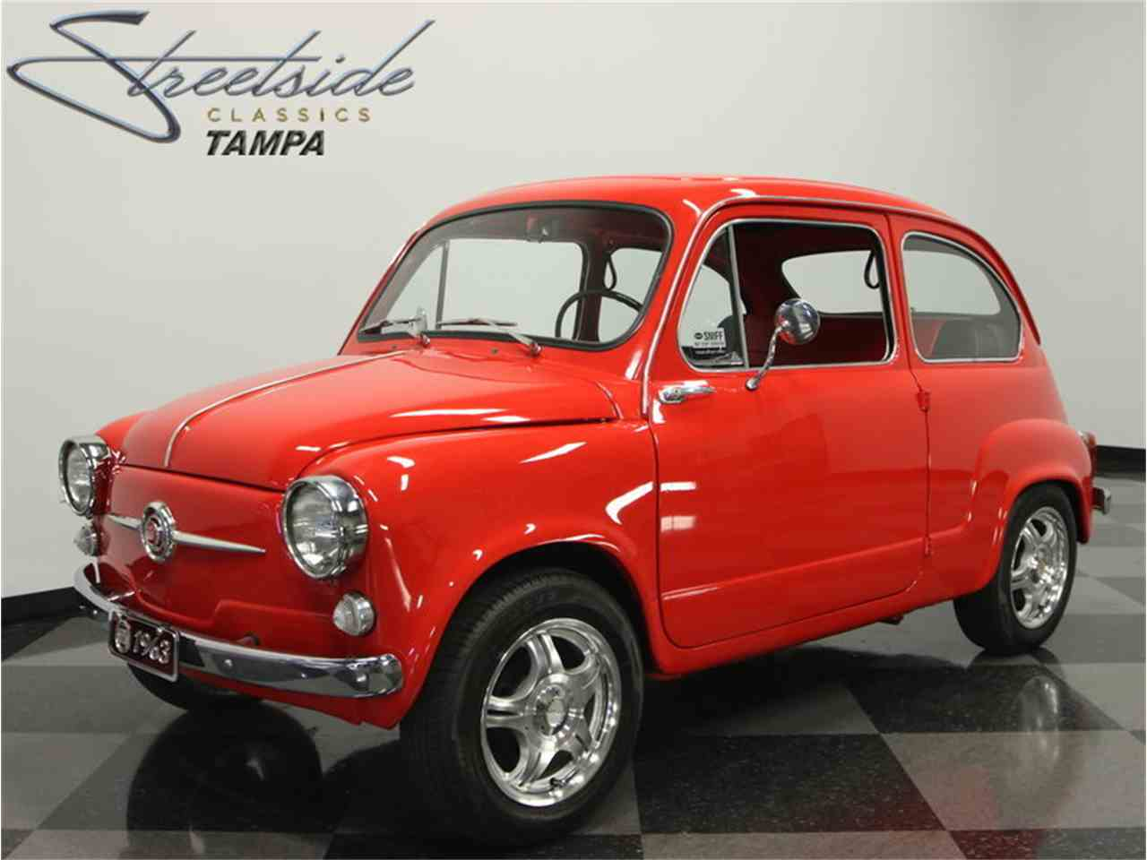Trucks For 5000 And Under >> 1963 Fiat 600 for Sale | ClassicCars.com | CC-879685
