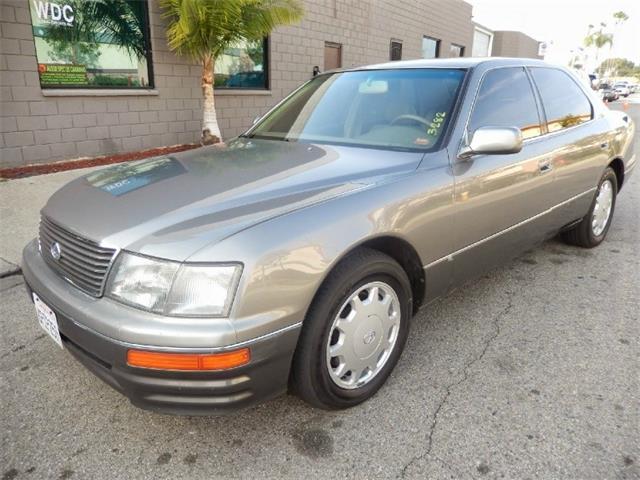 1997 Lexus LS 400 Luxury Sdn | 879687