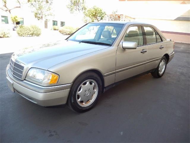 1996 Mercedes-Benz C-Class | 879690
