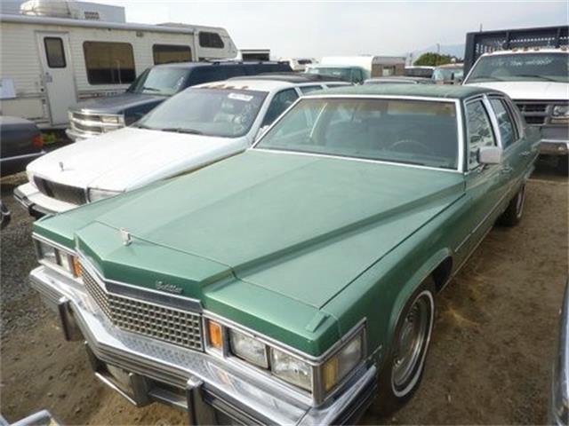 1979 Cadillac Fleetwood Brougham | 879705