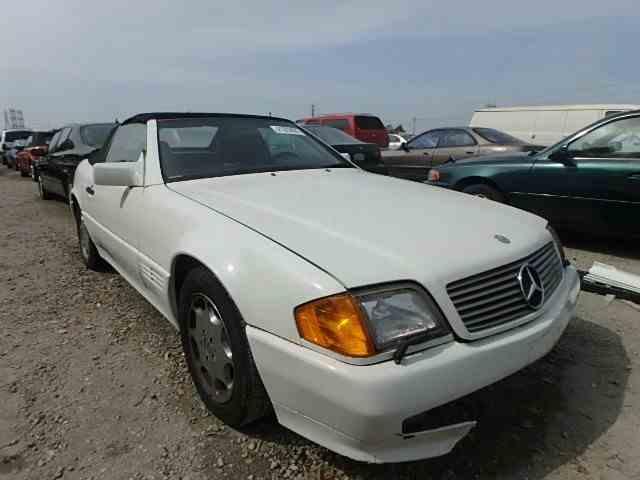 1994 Mercedes-Benz 500 | 879709