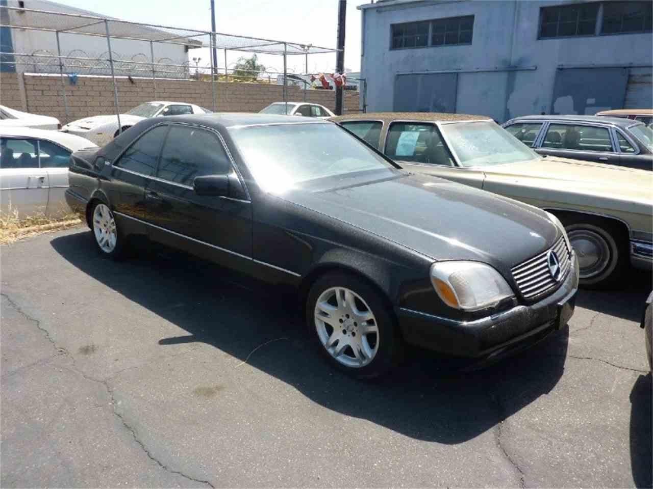 1995 mercedes benz s class for sale cc for Mercedes benz in ontario ca